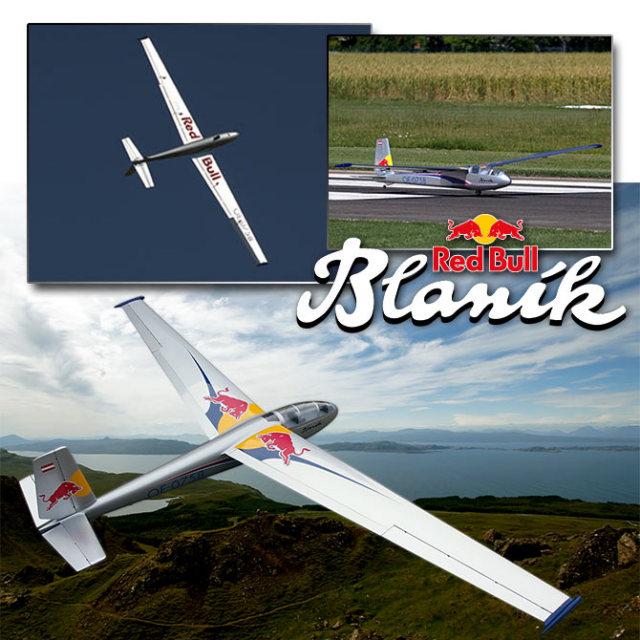 BLANIK 50 Red Bull
