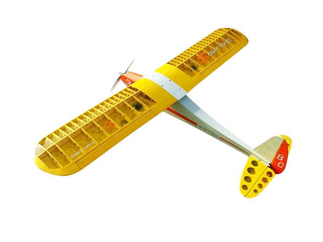 シャインSH03-1320C高翼エルロン練習機