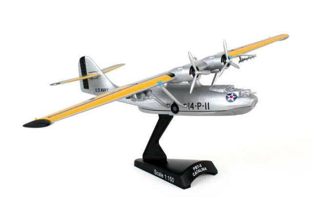 DARON ポステージスタンプシリーズ 1/150 PBY-5 カタリナ